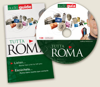 audioguia tutta roma mp3